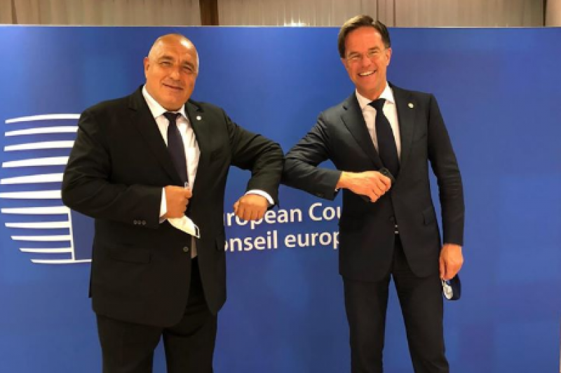 """Борисов опита да изглади напрежението с """"полицая на ЕС"""" чрез """"пълен синхрон"""""""