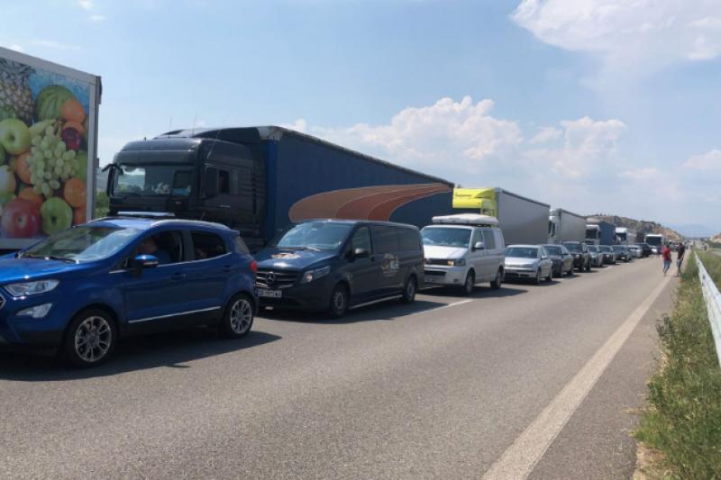 От Външно министерство поставили въпроса за отварянето на граничните пунктове с Гърция