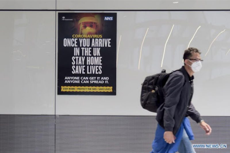 Пада карантината за влизащи в Англия за 59 държави, България не е в списъка
