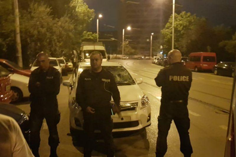 Протестиращите, потрошили колата на жена с малолетни деца, отиват на съд (ВИДЕО)