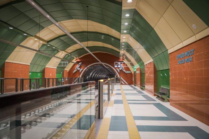 Пак спират третия лъч на метрото в София