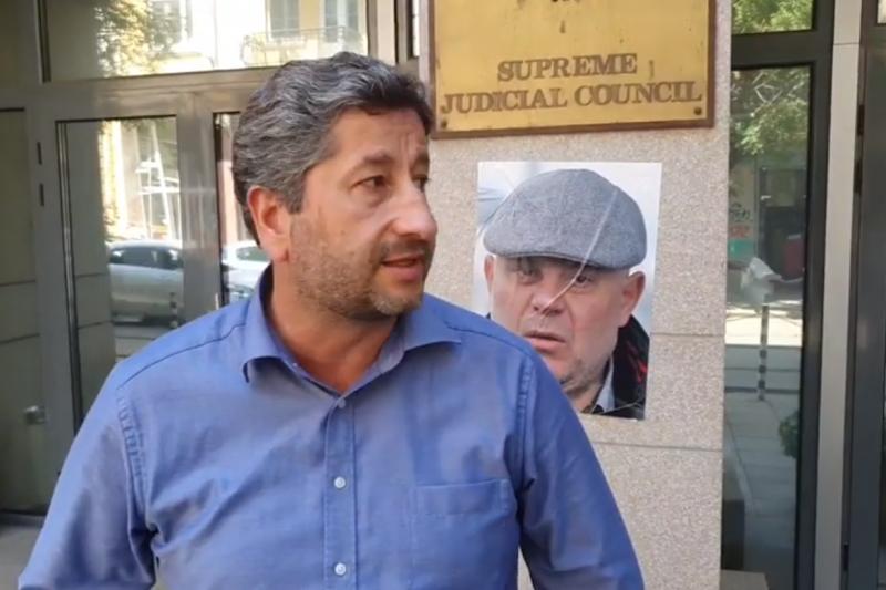 Христо Иванов към прокурори: Гешев ще говори, но Вие ще трябва да мълчите и да слушате