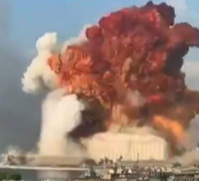 взрива, изчезнали, Бейрут, жертви, амониев нитрат