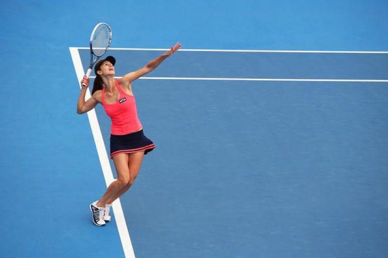 Цвети Пиронкова отпадна неочаквано на старта на Australian Open