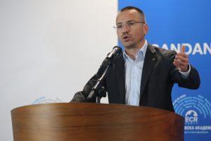 Ангел Джамбазки: В Скопие така и не разбраха, че лъжите не градят, а рушат другаруването между съседи и още повече – между братя