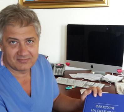 проф. Асен Балтов, Пирогов,лекар, донос, ДАНС, писмо, колеги, протести