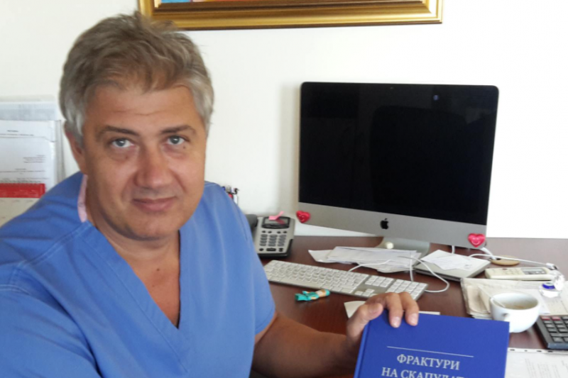 Проф. Балтов не каза какво си говорили в джипа на Борисов, но заяви, че новият път е важен