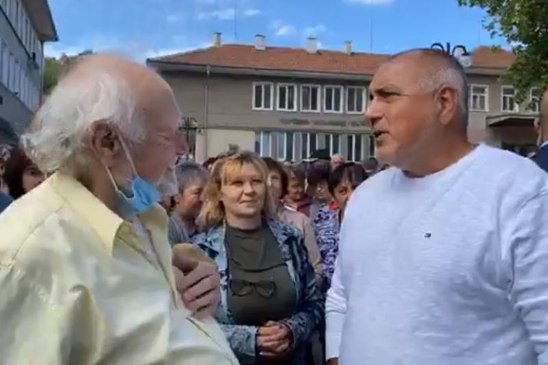 Борисов за новата партия на Цветанов: Той си има ново семейство, а при мен останаха децата