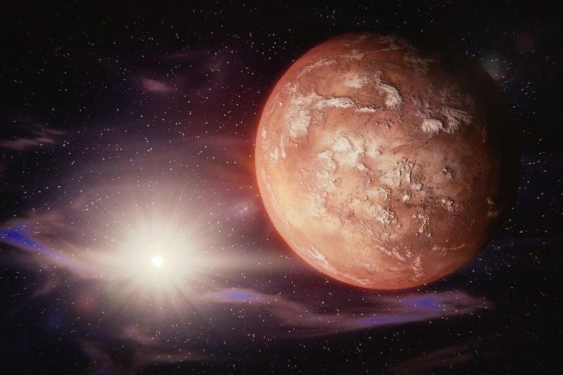 Марс в Лъв: Очаква ни горещ любовен живот