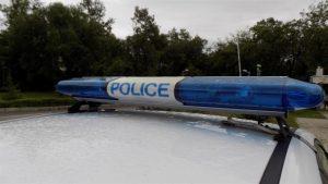Трима полицаи от минаваща на червено патрулка пострадаха при катастрофа в София