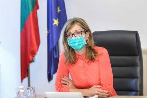 Захариева: България ще блокира Скопие за ЕС, ако не признаят българския си произход