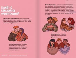 Книжка за момичета предизвика масово възмущение: Не всеки с матка е жена и какво е ЛГБТИ
