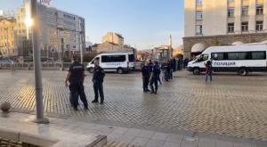 """КПП-та и засилено полицейско присъствие на """"Велико народно въстание IV"""""""