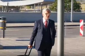 Бившият шеф на БФС Валентин Михов стана жертва на побой