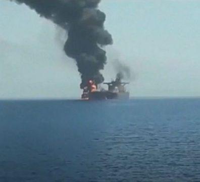 танкер, руски, Азовско море, избухна, взрив, моряци