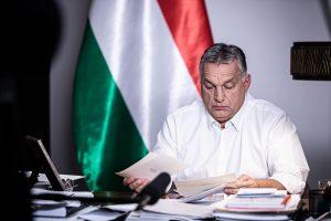 Read more about the article Партията на Орбан се оттегля от ЕНП