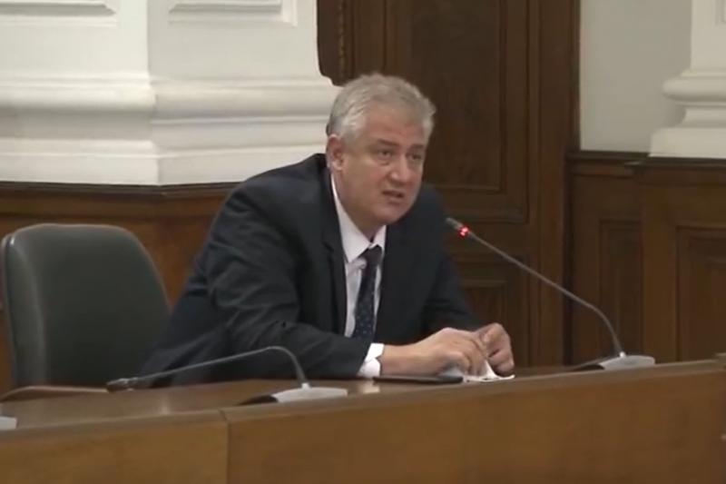 Балтов: Сценарий за уволнението ми имаше още в началото на мандата на служебния кабинет