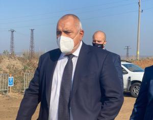 Борисов триумфално: На 1 януари у нас ще потече азерски газ