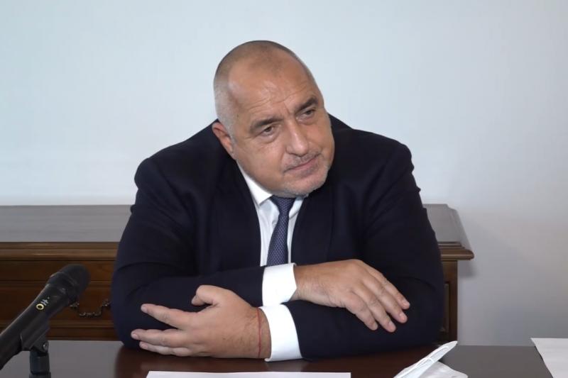 Борисов: И аз мога да кажа, че Радев е ортак с Черепа
