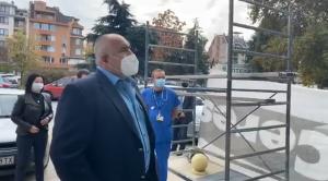 Борисов към лекари за кмета на Пловдив: Изписвай го, 2-3 дена у болница и го пускай. Нема да психясвате хората!