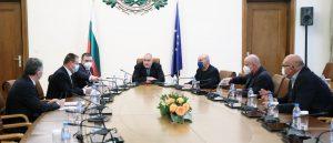 Read more about the article Борисов: Нищо повече не трябва да се затваря, напротив