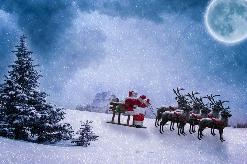 МВнР: Дядо Коледа е ваксиниран, ще разнася подаръци с ръкавици и дезинфектант