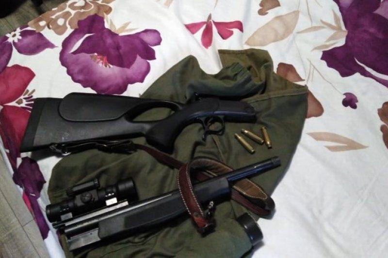 Хванаха известен пловдивчанин зад волана дрогиран с кокаин, в дома му откриха незаконни оръжия