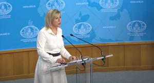 """Мария Захарова нарече шпионския скандал у нас """"лов на вещици"""""""