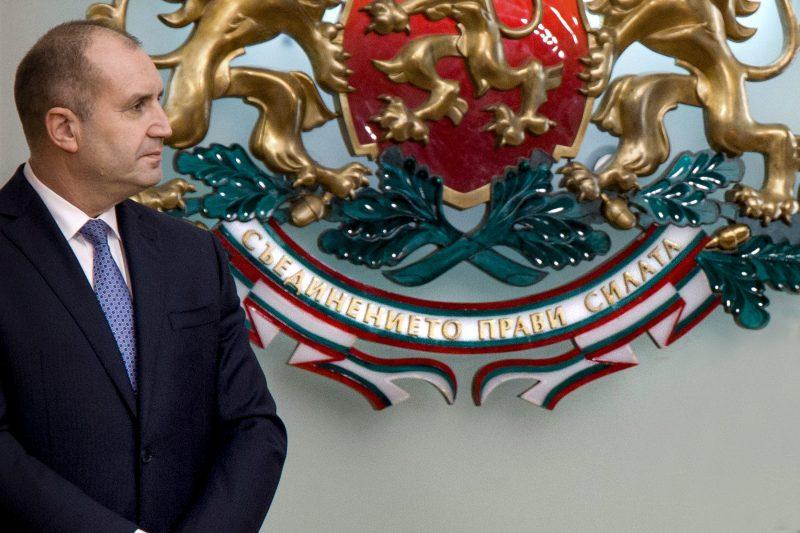 Радев обяви: Ще се кандидатирам за втори мандат (ВИДЕО)