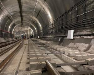 Приключи ремонтът на аварията по третата линия на метрото