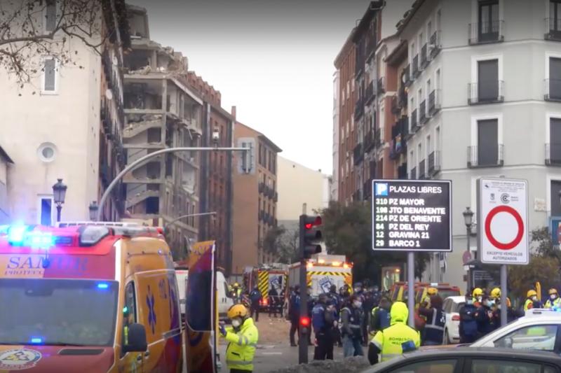 """""""Един българин с голямо сърце! Имаше и любимо хоро"""": Ето го Стефко, загинал случайно при взрива в Мадрид"""