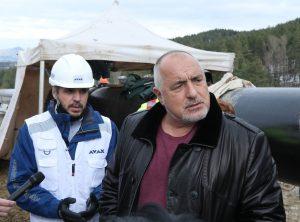 Борисов: Интерконекторът с Гърция трябва да се завърши максимално бързо