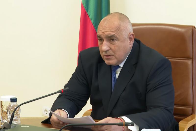 Борисов: Няма да съм премиер, не искам да съм като Радев и да разделям нацията