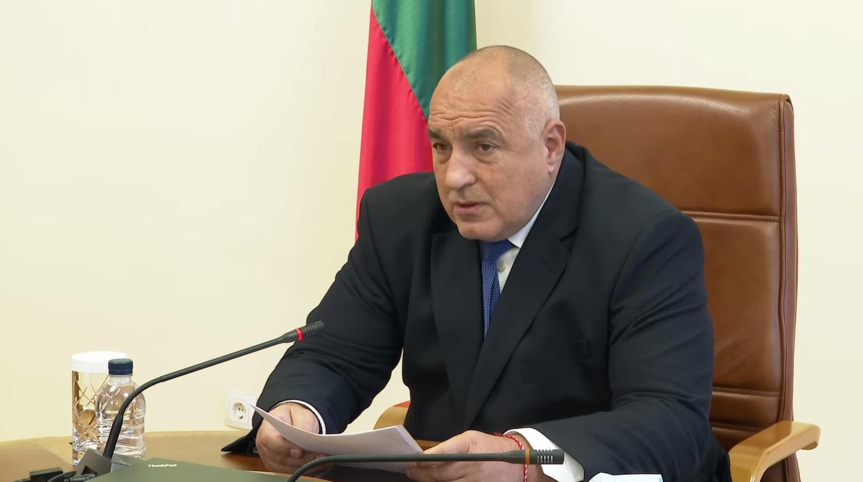 """Борисов обеща на Трифонов 10 депутати, които да го подкрепят и """"колегиално"""" го призова да започне да прави кабинет"""