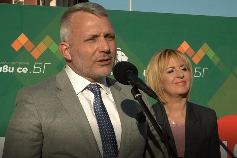 Хаджигенов отговори: Манолова и Дончева са типични политици – говорят едно, а правят друго