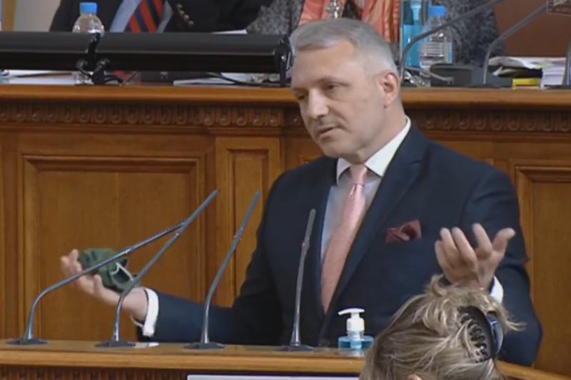 Хаджигенов иска да стане вицепремиер по космическите въпроси (ВИДЕО)