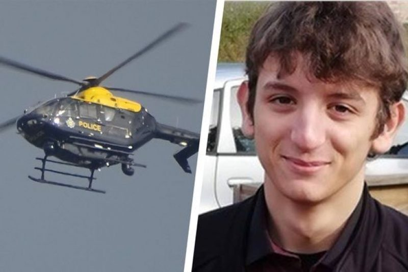 Издирват 17-годишно българче в Англи, хеликоптерът откри труп