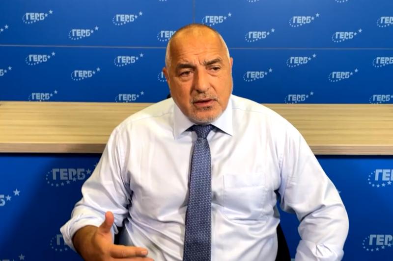 Борисов: Само че съм изял човек не са ми приписали…на филета (ВИДЕО)
