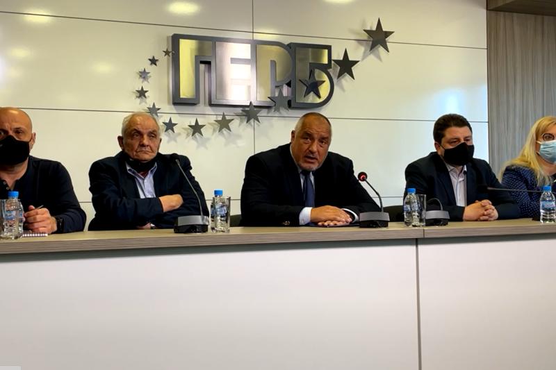 ГЕРБ се отказаха от предложението си за председател на ЦИК