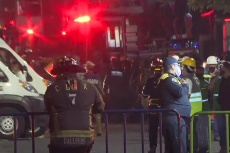 Расте броят на жертвите на трагедията в Мексико