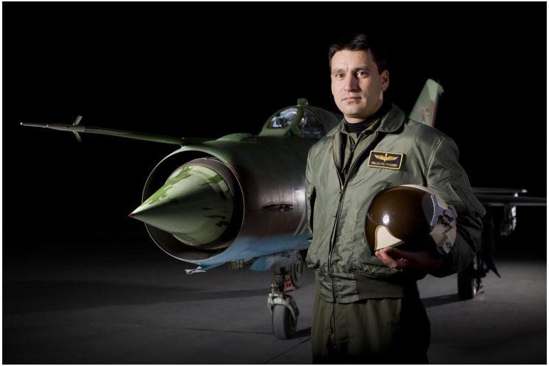 Съпругата на загиналия пилот: Ще се видим отново – там горе! Обичам те!