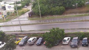 Read more about the article Велоалея се срути върху паркирани коли във Варна (СНИМКИ)