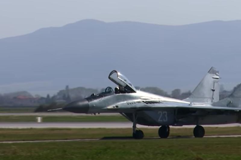 Военен експерт: В инцидента край Шабла може би има пилотска грешка