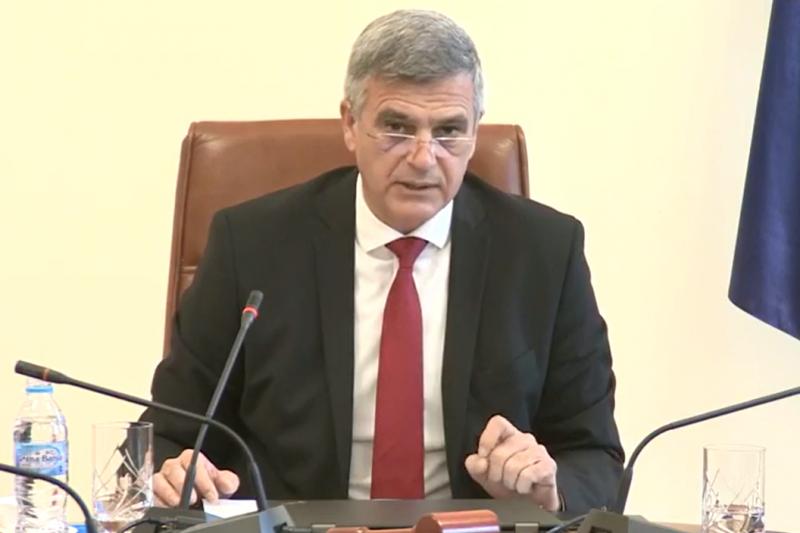 """""""Тревожно и унизително"""": Започна Съветът по сигурността при Стефан Янев след американските санкции"""