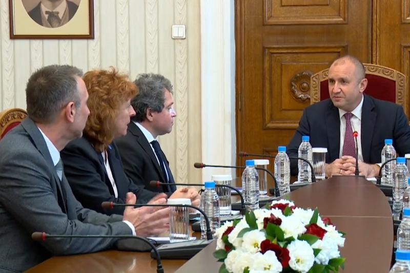 ИТН при президента: Отговотността е наша, но ако не получим подкрепа, отиваме на избори (ВИДЕО)
