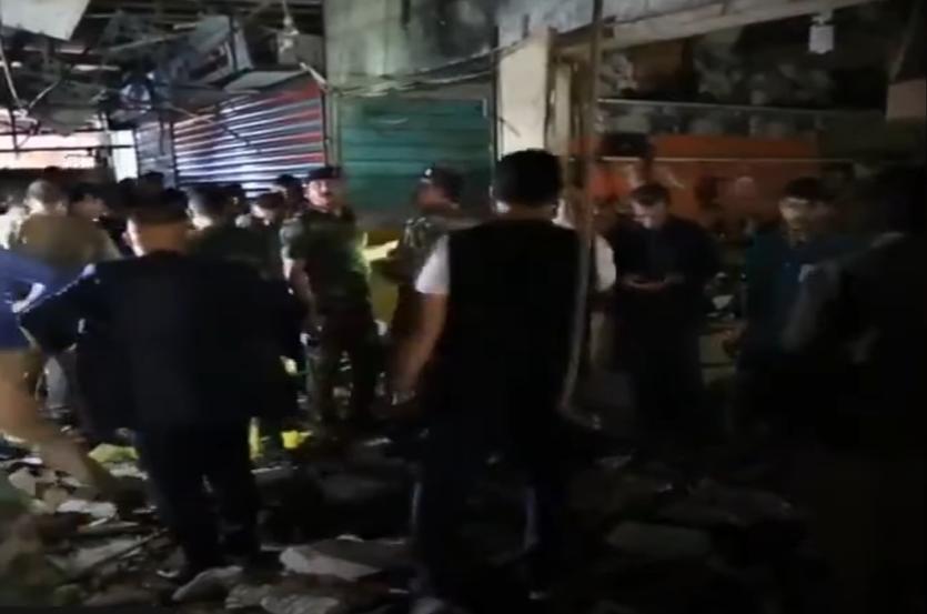 """""""Ислямска държава""""окървави пазар в Багдад след ареста на емир (ВИДЕО)"""