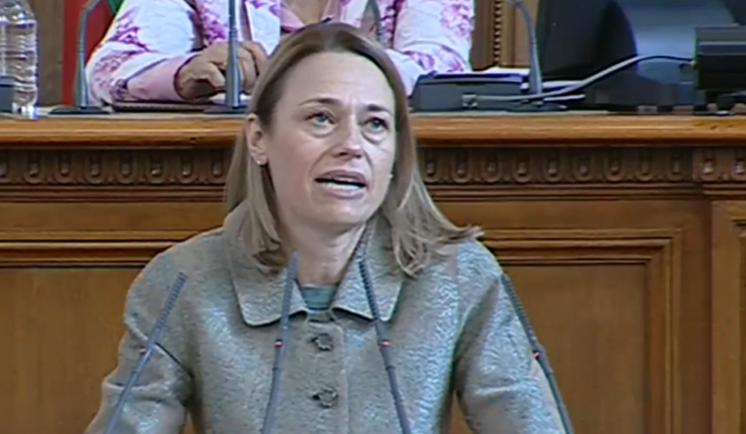 Без дебат новото Народно събрание избра Ива Митева за свой председател