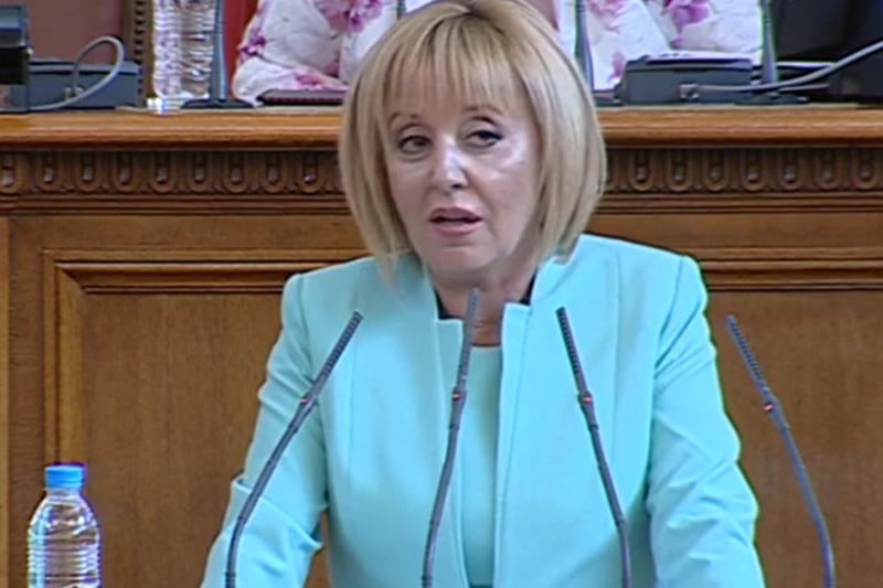 Мая Манолова ще съди България в Страсбург заради подслушването на политици