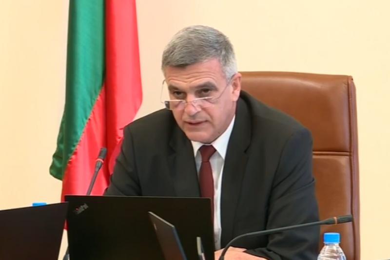 Стефан Янев: Очаквам коалиционно споразумение и ясно носене на отговорност