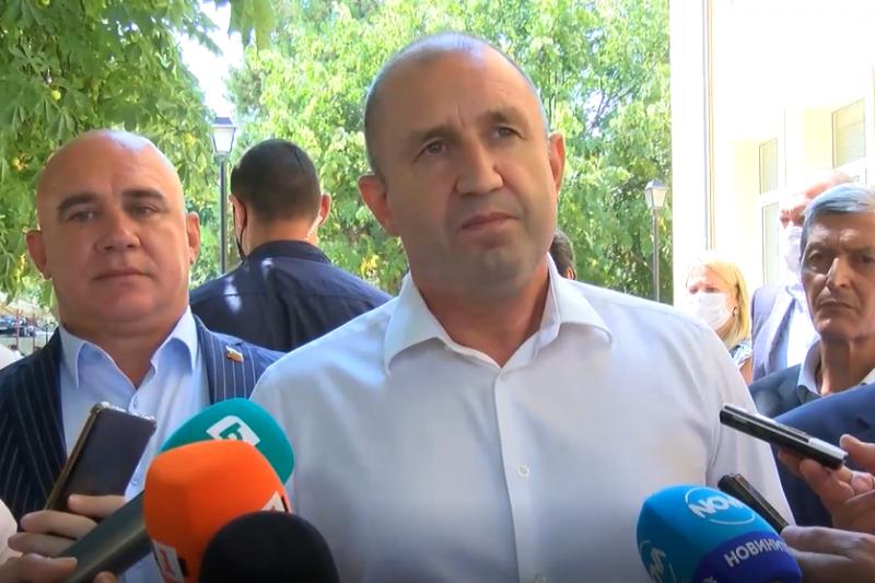 Радев е против избори 2в1: Винаги съм готов да назнача нов служебен кабинет